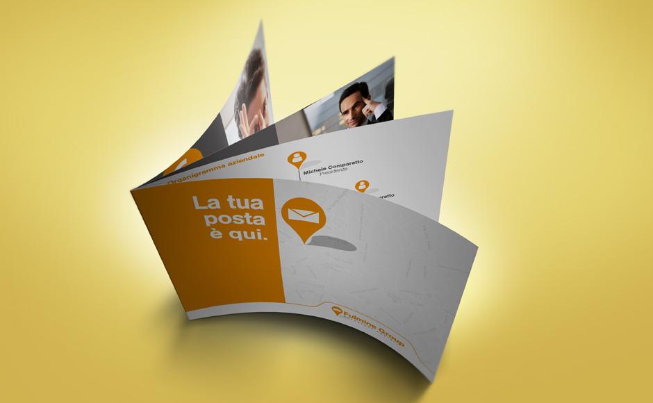 Top Come fare una brochure che vende. 5 consigli pratici | Ufficio  FM91