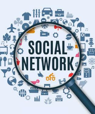social e professionisti