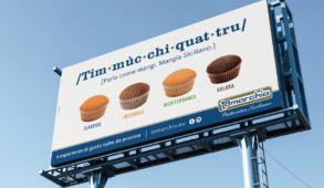 timmucchi quattru affissioni Tomarchio campagna virale - Reattiva